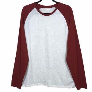 Old Navy Soft-Washed Baseball Style Tee Shirt